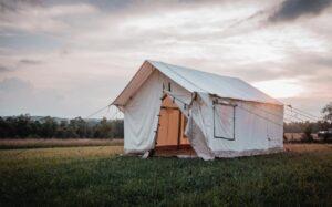 best waterproof canvas tent